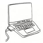 Macbook pro USB type-C 認識しなくなる症状
